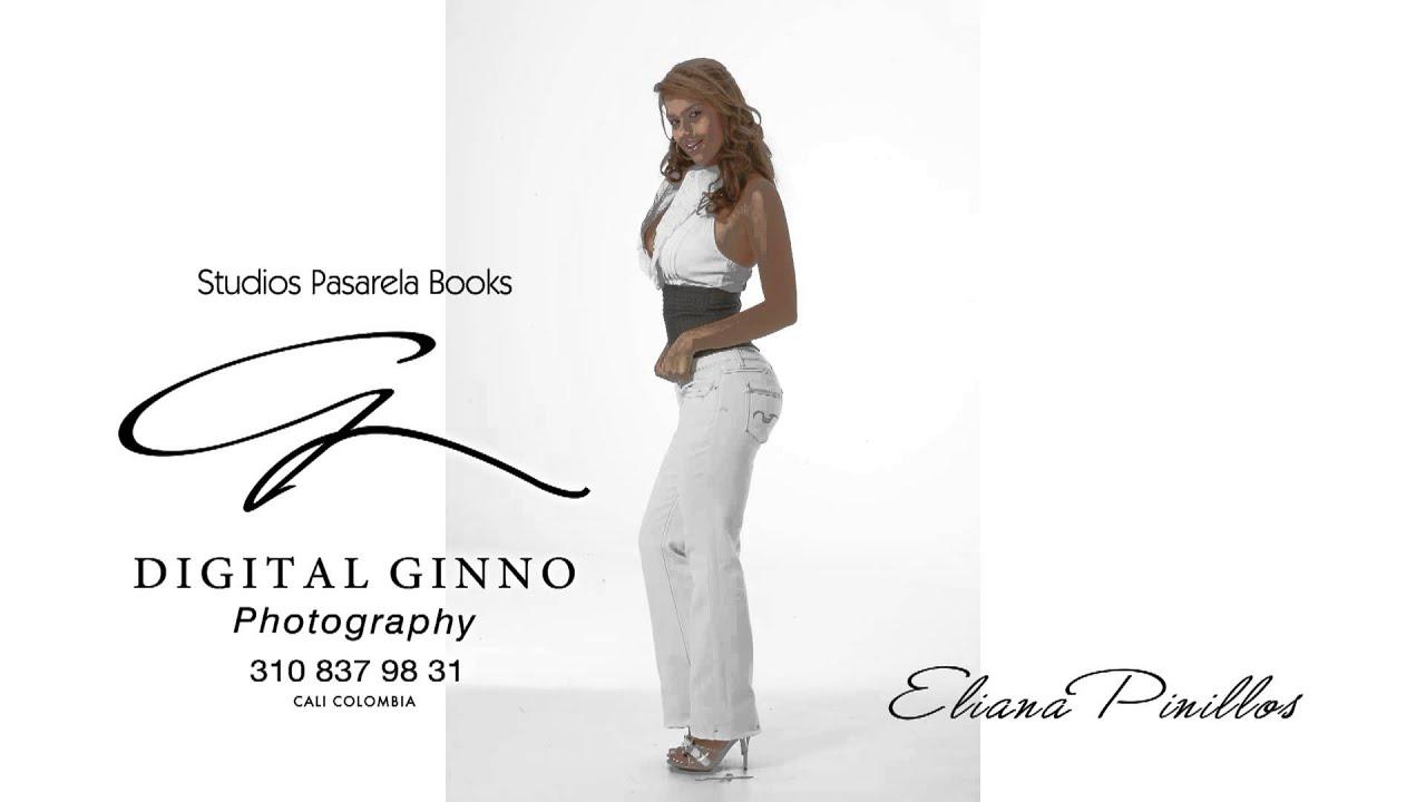 Digital Ginno Studio Eliana Pinillos Youtube