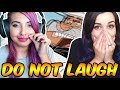 Do Not Laugh Or Suffer The Consequences! w/LaurenZSide