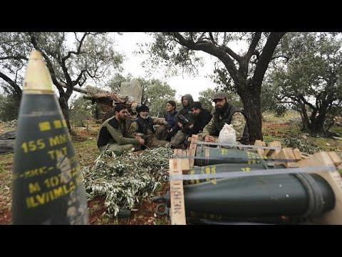 قوات النظام السوري تستعيد السيطرة على كفرنبل  - نشر قبل 2 ساعة