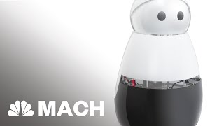 Introducing Kuri, The Home Robot | Mach | NBC News