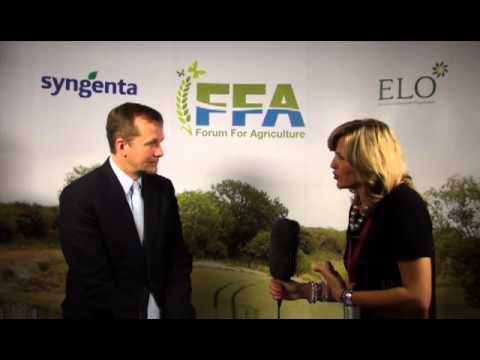 Forum for the future of agriculture 2012_Interview_Pesonen.mp4