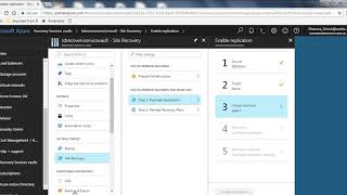 Azure Site Recovery - Hyper V Virtual Machines Part 2