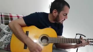 Reflection of My Life 《The Marmalade》Cover Acoustic Guitar