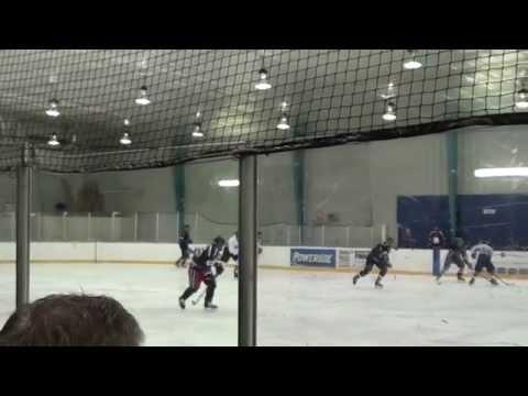 CCHL 2015 Finals. Game 3 Howard Huskies Gold Highlights Vs. NOVA 1 March 1, 2015