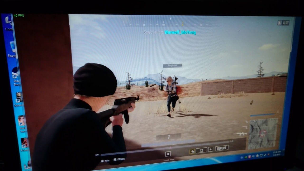 Am3 Amd Athlon Ii X2 250 Pubg Fps With Gt 1030 March Update Youtube