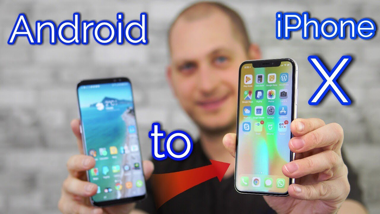 My Experience switching from Android to the iPhone X