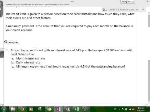 14 Feb 13     12 General    Credit Cards