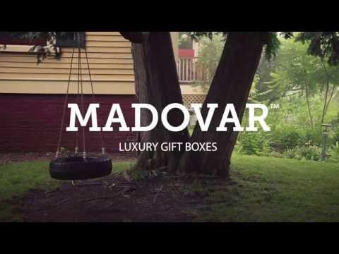 Madovar Luxury Gift Boxes and Keepsake Box USA