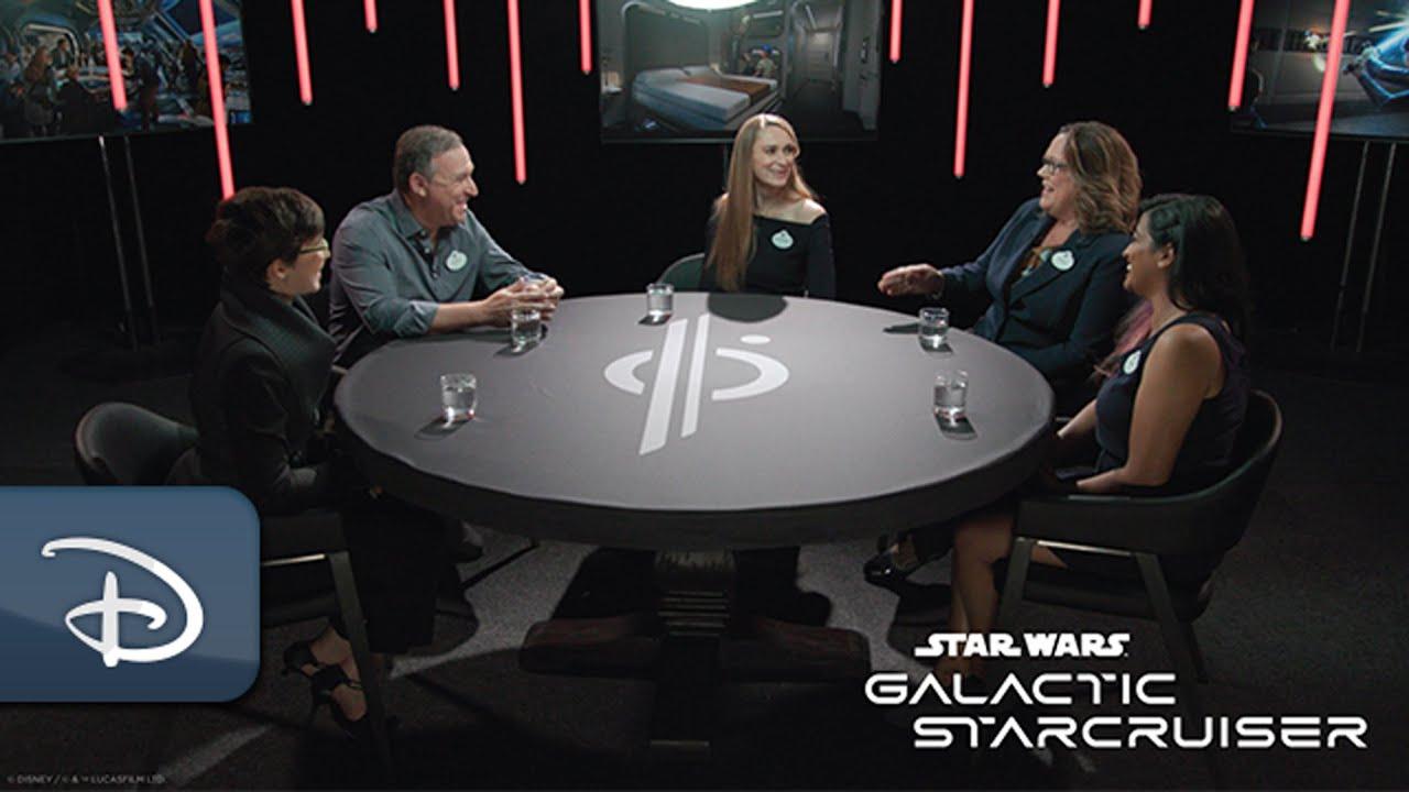 Behind The Scenes: Disney Imagineers Talk Star Wars: Galactic Starcruiser | Walt Disney World