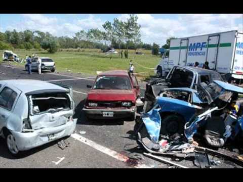 traffic accidents in Venezuela, accidentes de transito en Venezuela