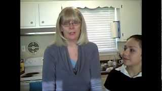 Lehigh Valley Woman's Journal Food Vlog  How To Make Sweet Potato Pie