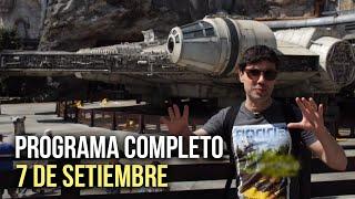 Cinescape 7 de setiembre 2019 (programa completo)