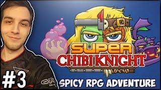 EEE...? - Super Chibi Knight #3