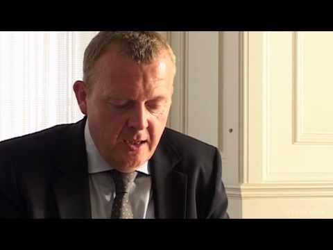 Lars Løkke Rasmussen (Interview med vores statsminister)