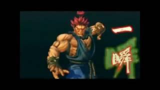 Akuma S Raging Demon Comparison Street Fighter 4 Vs Tekken 7 By