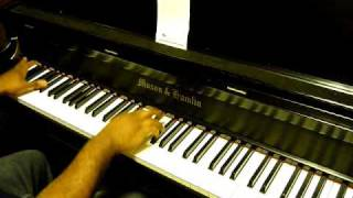"JamminOnDaKeys Plays ""Blessed Quietness"" - The Gospel Version"