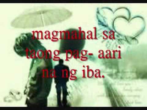 "Kulang ako kung wala ka -- "" Forbidden Love """