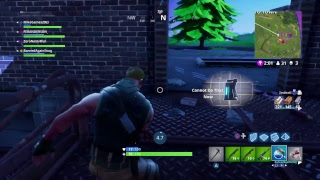 Fortnite Battle Royal: I GIVE UP
