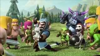 Clash Of Clans - Preparation (New Official TV Commercial) 2014