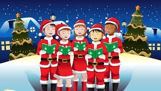 Christian Christmas Songs For Kids - Its Christmas Day All Over Earth