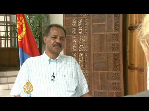 Interview with Salih Sabah, Eritrean opposition leader.