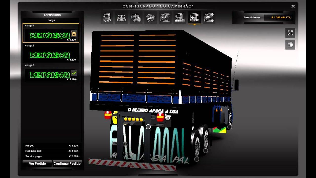 Euro truck simulator 2 o comeccedilo 1 - 1 5
