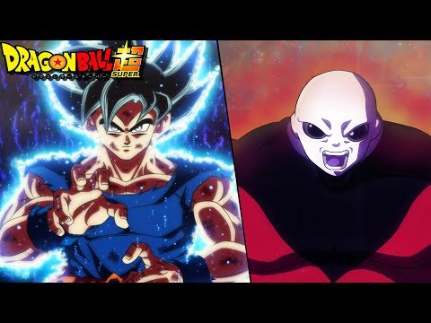 The Final Battle Of The Tournament Of Power In Dragon Ball Super
