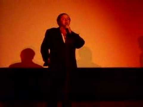Bud Cort at the Drafthouse