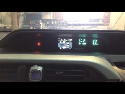 CAN-Hacker Как искать пакеты в CAN шине на примере Toyota Prius-C Aqua