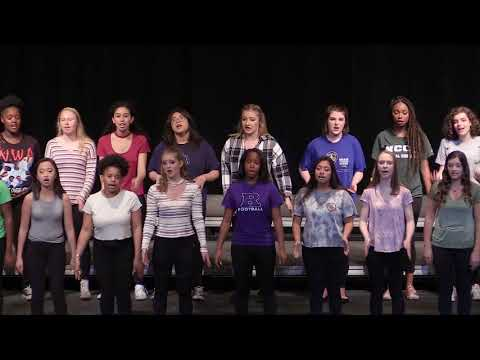 Riverside HS Sirens - Hold On / Impulsive - as performed by Wilson Phillips, arr  Roger Emerson
