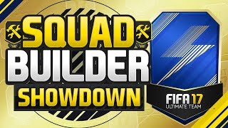 FIFA 17 SQUAD BUILDER SHOWDOWN!!! GUARANTEED TEAM OF THE SEASON IN A PACK!!! Special Edition SBSD