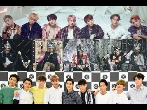 """EXO, And 6 Other K-Pop Groups Make Billboard's """"100 Greatest Boy Band Songs Of All Time"""" List"""