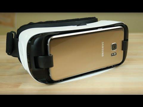 Samsung Gear VR 2016 - король гостинной