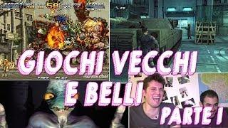 GIOCHI VECCHI E BELLI - Metal Gear Solid 1, Oddworld, Metal Slug 2 [FRANK MATANO]