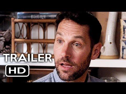 Fun Mom Dinner Official Trailer #1 (2017) Paul Rudd, Adam Levine Comedy Movie HD