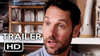 Fun Mom Dinner Official Trailer #1 (2017) Paul Rudd, Adam Levine Comedy Movie HD streaming