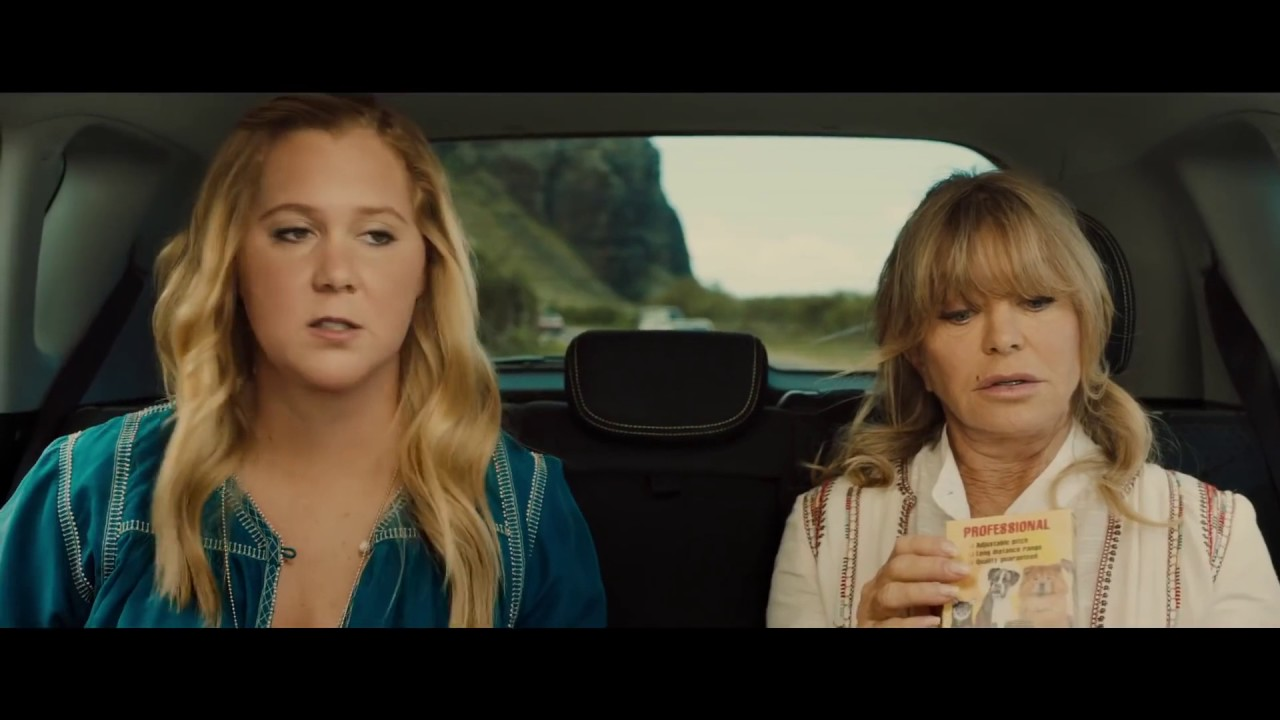 Untitled Mother Daughter Action Comedy Project 2017 Zwiastun