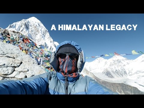 For my Filipino Mom - A Himalayan legacy