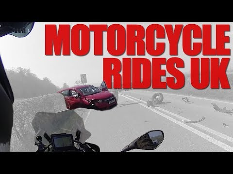 Motorcycle Rides UK 2018 | Ride the South East