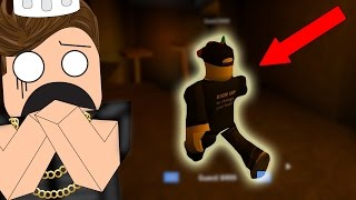 THIS GUEST HACKED OUT OF THE MAP! (Roblox Assassin)