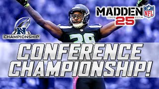 MUT 25 - Pack N Play #12 | One Win Away From The Super Bowl!