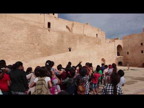 """Recreating """"Life of Brian"""" Scenes In Tunisia!"""