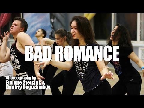Lady Gaga  Bad Romance  Original Choreography