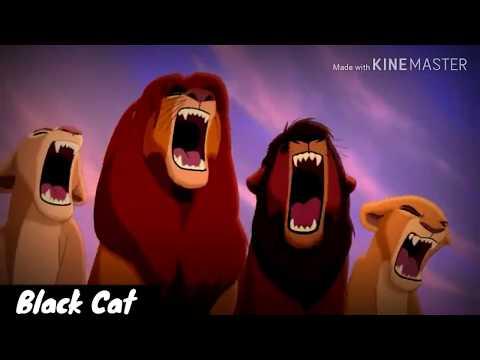    ☆ Кову, Симба ☆ - Дикая львица    (Music Video)