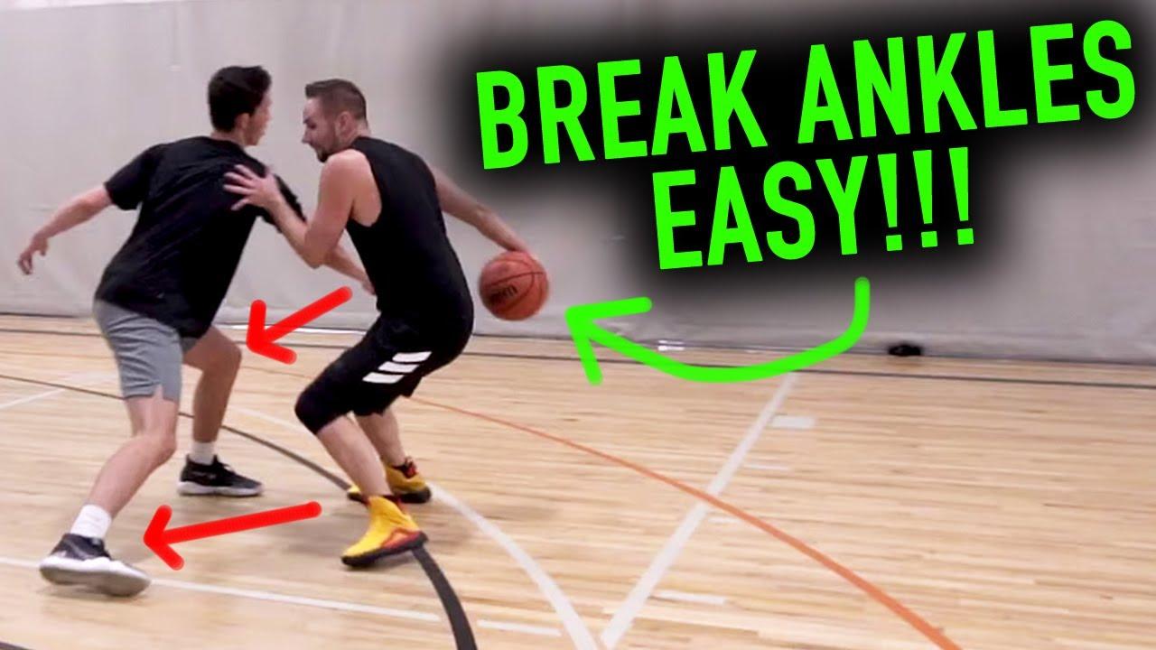 4 Unstoppable Basketball Dribbling Combo Moves