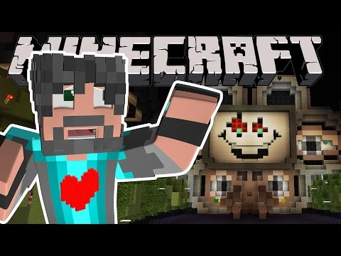 THERE'S PARKOUR?! | Undertale Omega Flowey Boss | Minecraft Map