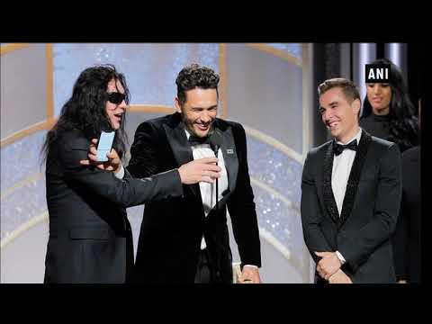 Golden Globes 2018: James Franco wins 'Best Actor' for 'The Disaster Artist'