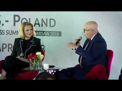 Shaping the future of the U.S. - Polish relations at the U.S.-Poland Business Summit 2018