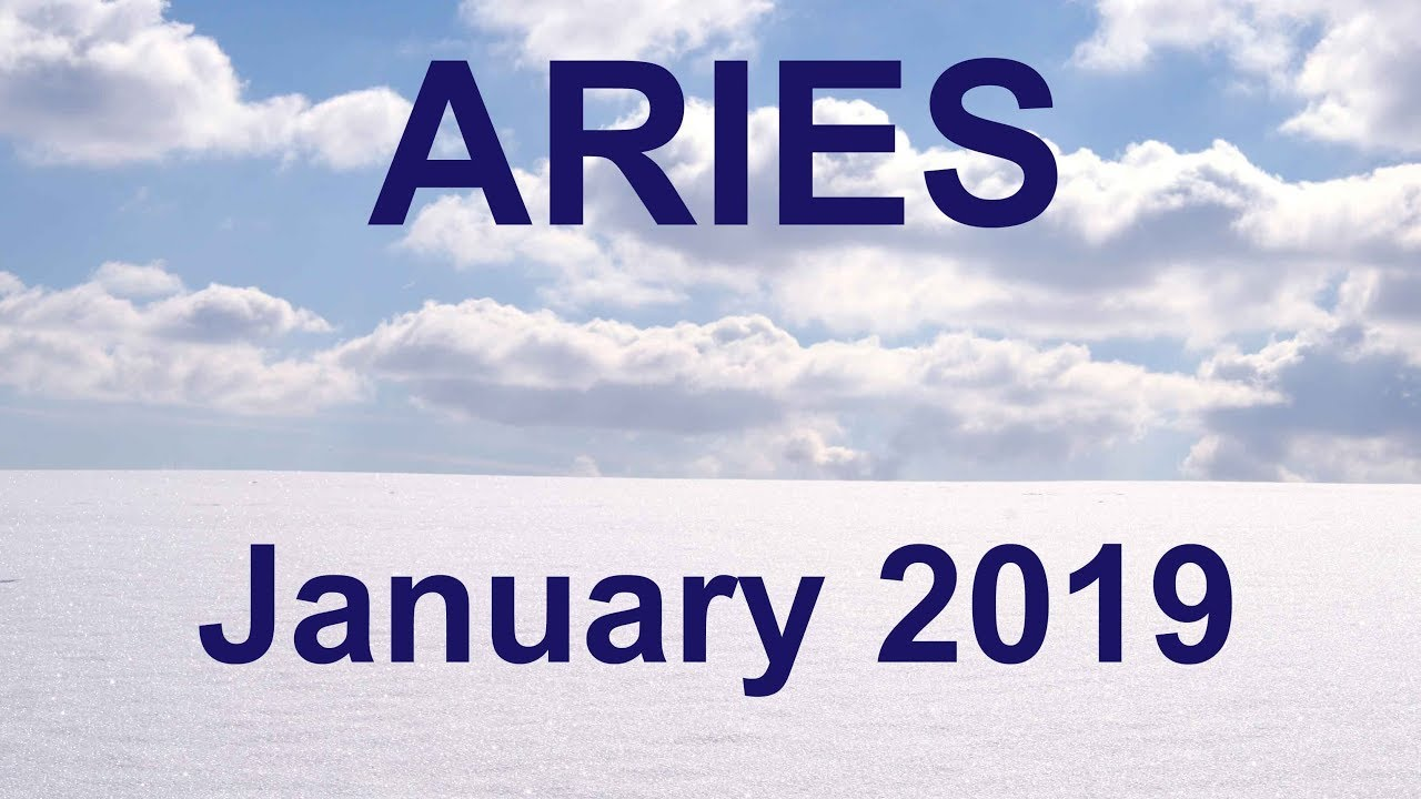 ARIES (March 21 - April 20):