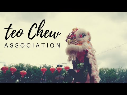 The Road to Lion Dance Competition 2018 - Teo Chew Association